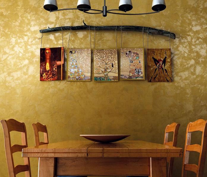 Effetti decorativi colorificio reggio emilia - Effetti decorativi pareti ...